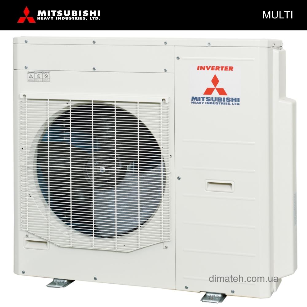 Зовнішній блок SCM100ZM-S SCM125ZM-S мульти-спліт система фото
