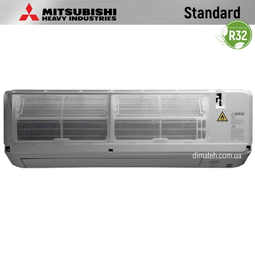 Внутренний блок Mitsubishi Heavy DXK-Z6-W filter Foto