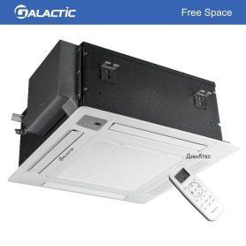 Внутрішній блок касета мульти-спліт Galactic GBM12H-S Free Space Inverter фото dimateh.com.ua