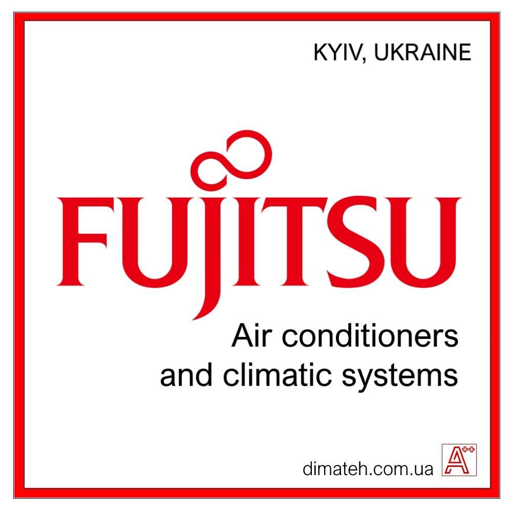 Fujitsu air conditioning equipment dimateh.com.ua foto