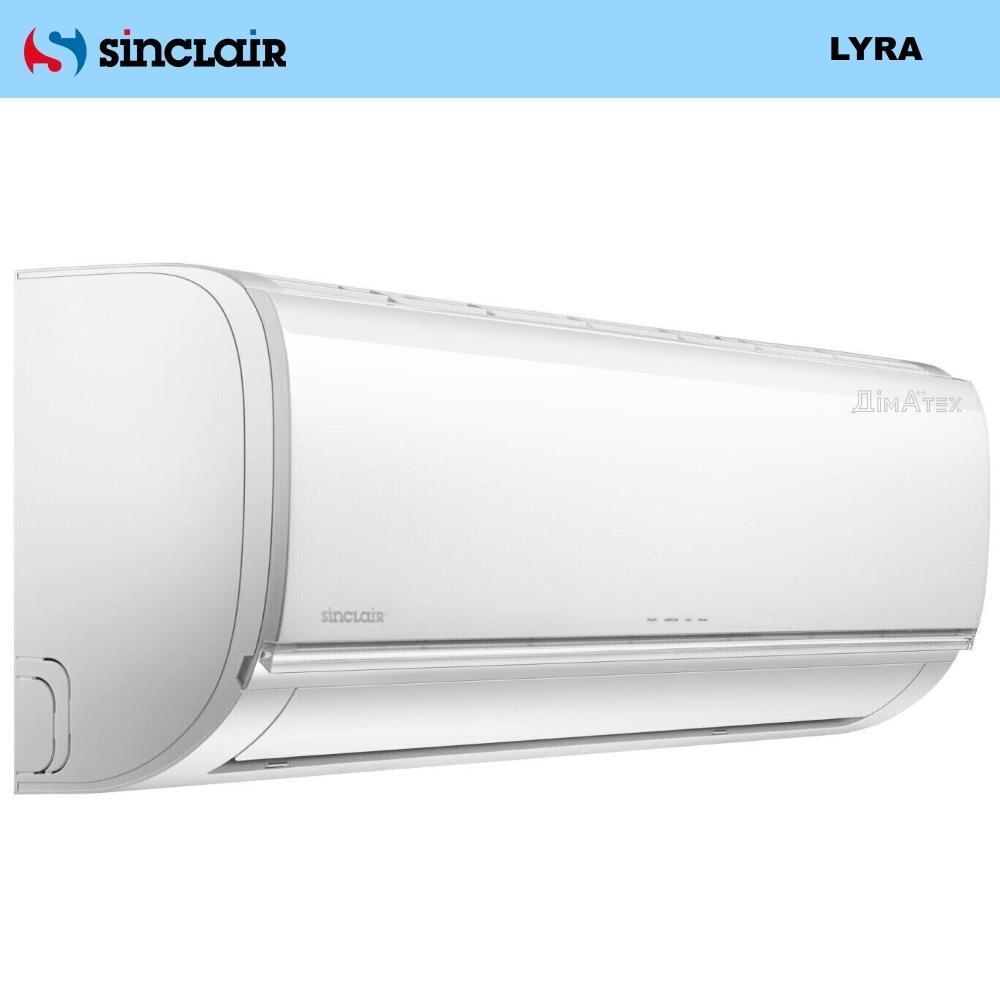 Внутрішній блок Sinclair Lyra вид справа фото