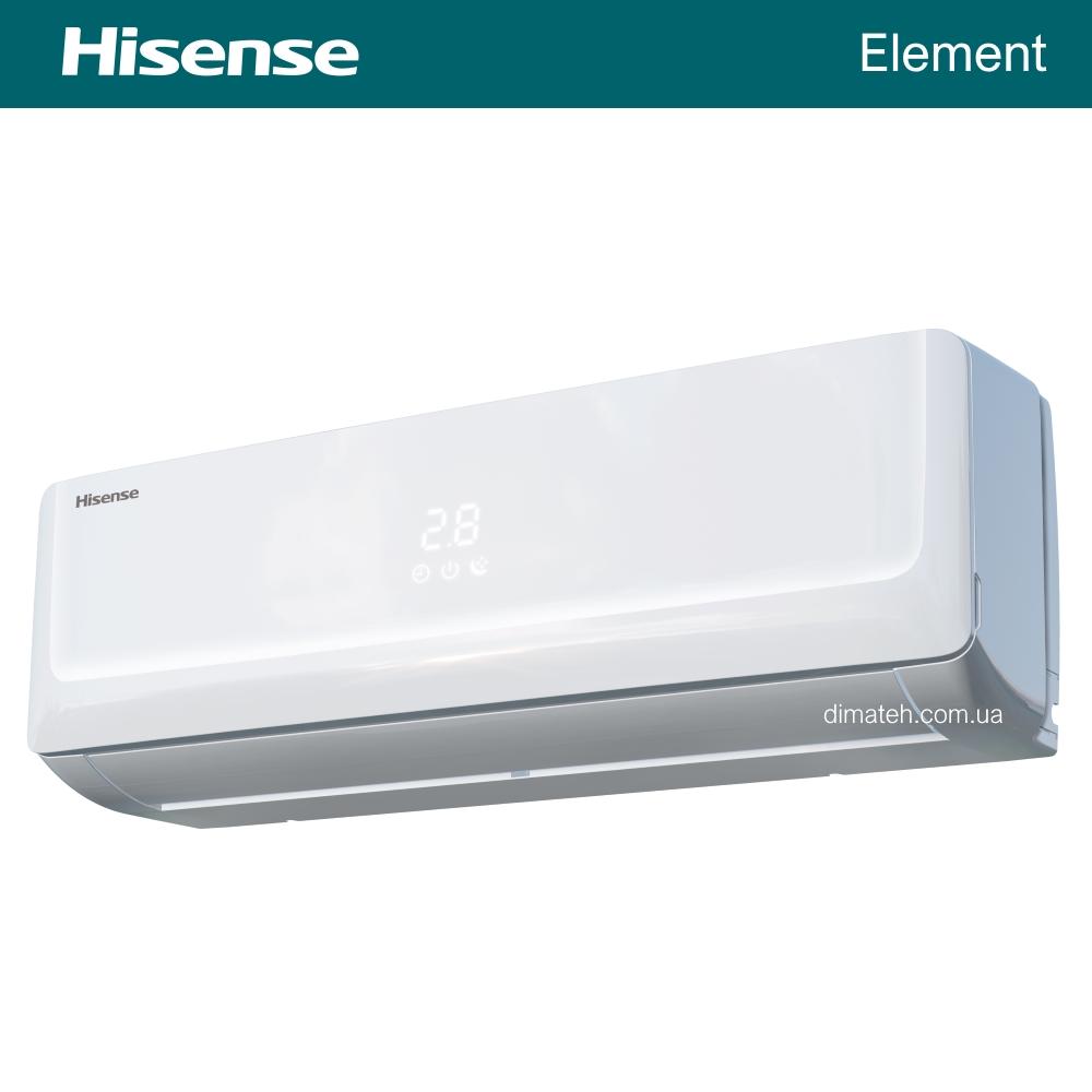 Внутрішній блок Hisense Element TT20YD2D_TT25YD1D_TT35YD1D фото