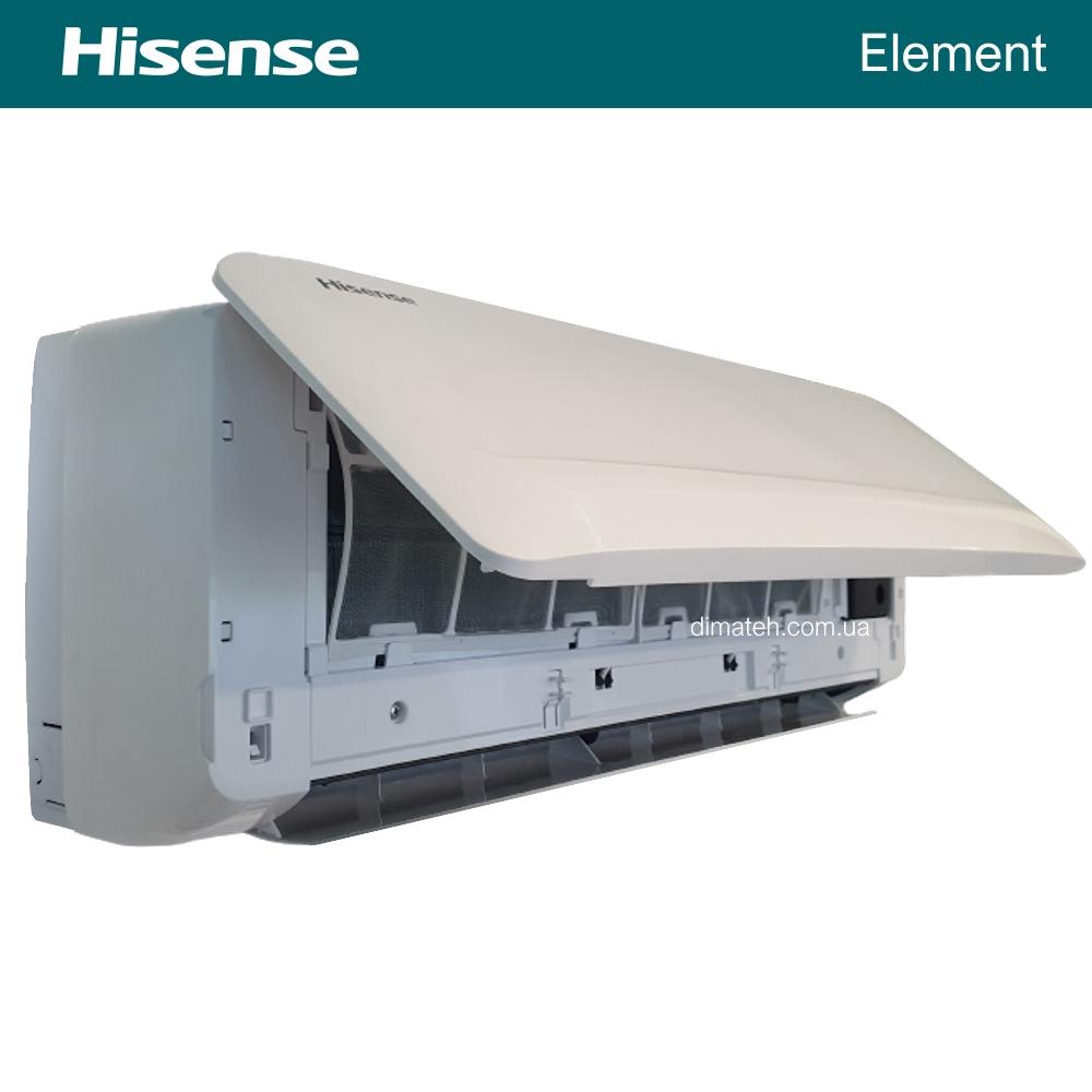 Внутрішній блок Hisense Element TT20YD2D_TT25YD1D_TT35YD1D_1.1 фото