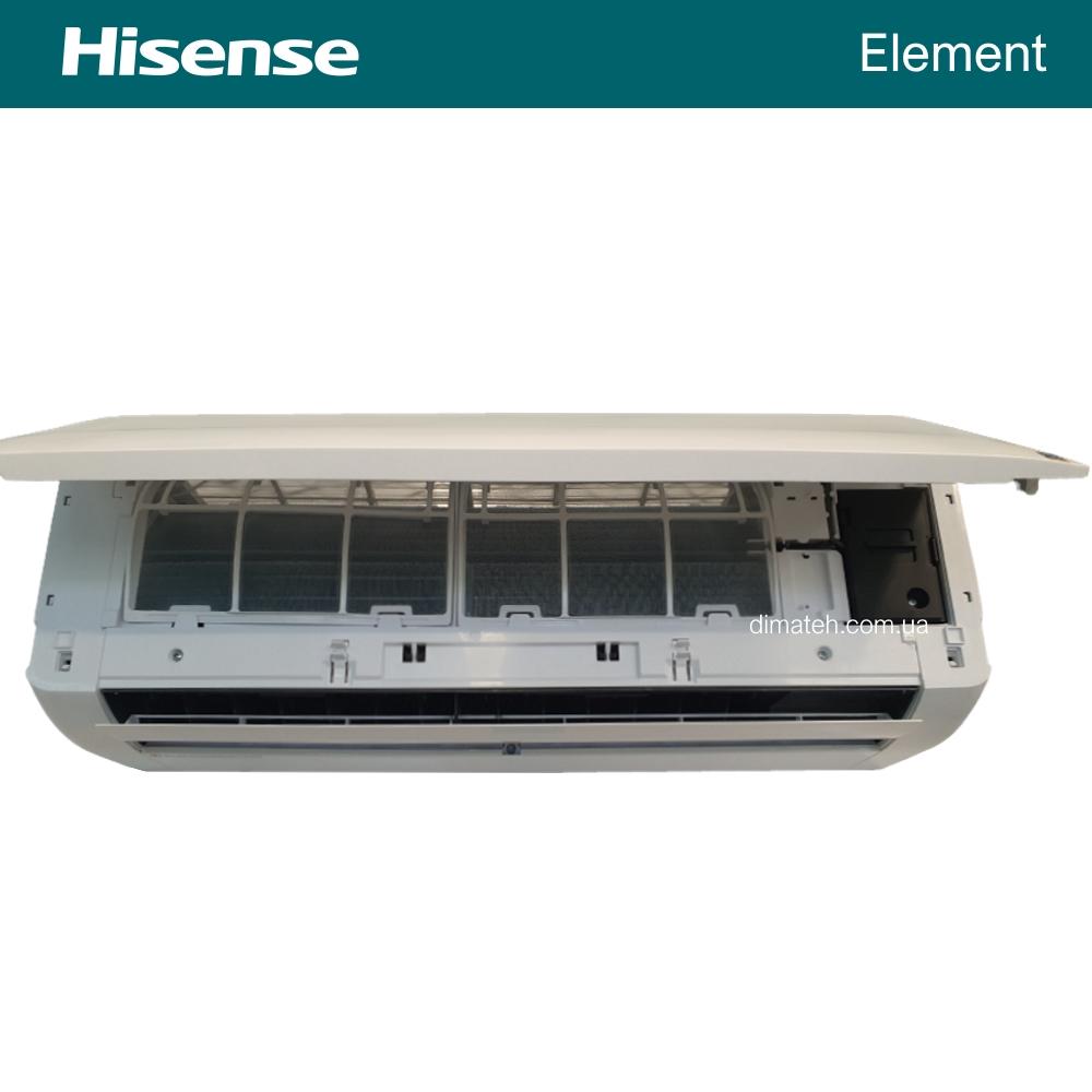 Внутрішній блок Hisense Element TT20YD2D_TT25YD1D_TT35YD1D_1 фото